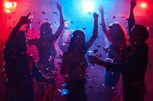 Dancing in club - Rohypnol